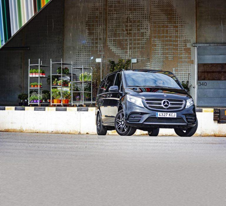 Mercedes-Benz Clase V 220d Avantgarde