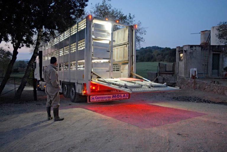 Una jornada especial con Ramón Fernández, de Logístic Porc