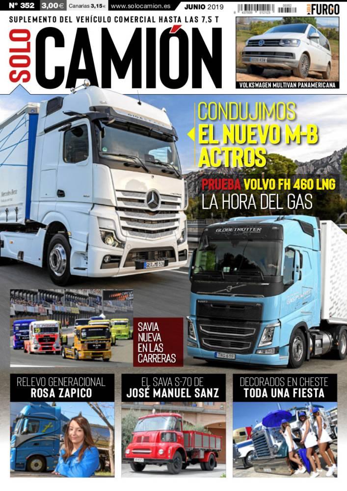 Solo Camión 352 Junio 2019