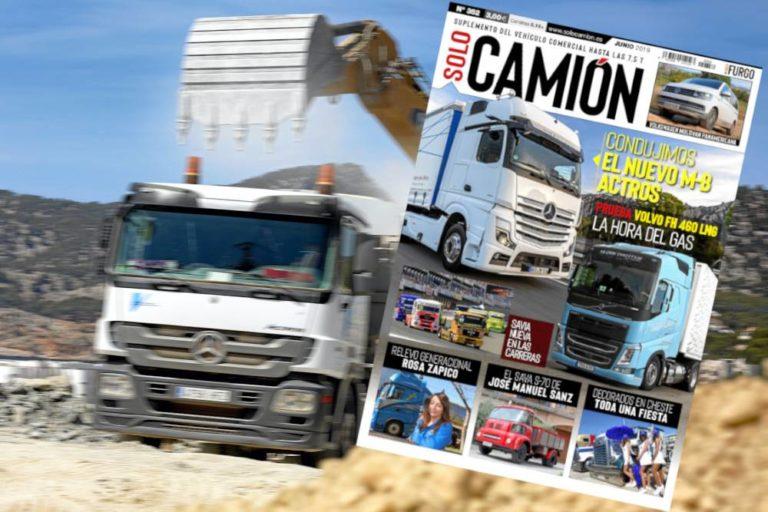 Venta Solo Camión 352 Junio 2019