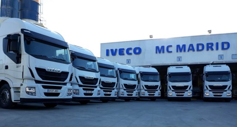Muy Renting Iveco Sealog