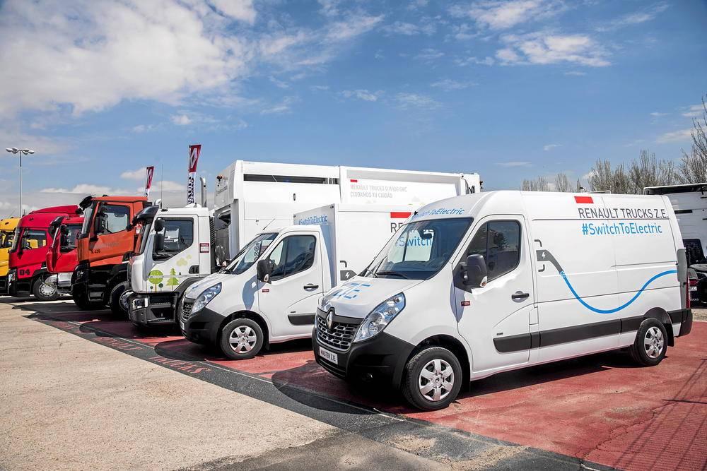 Renault Trucks futuro