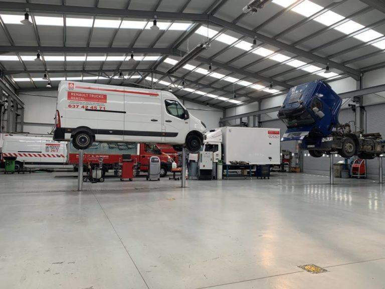 Grupo Capisa Valladolid Renault Trucks