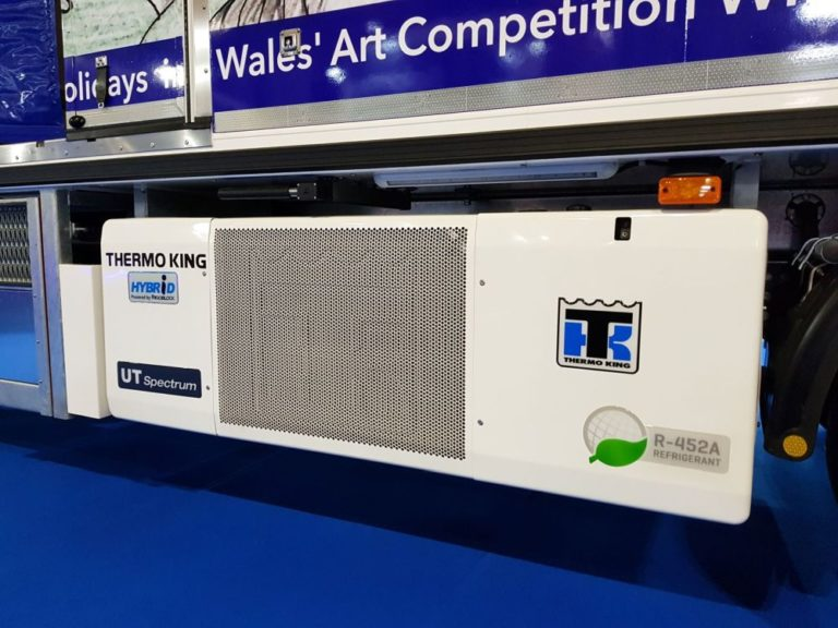 Thermo King CV Show