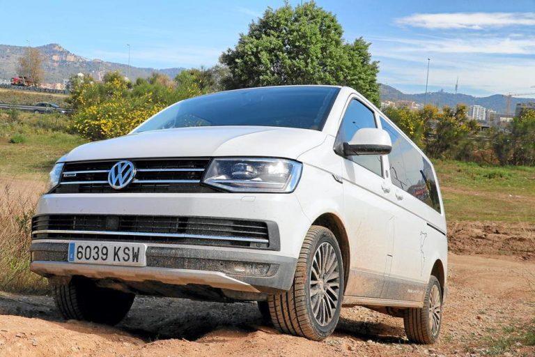 Volkswagen Multivan Outdoor Panamericana 2.0 TDI