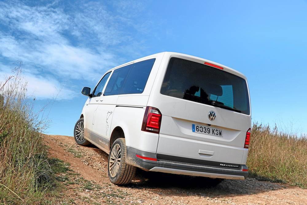 Volkswagen Multivan Outdoor Panamericana