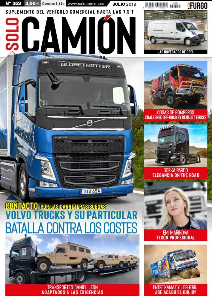 Solo Camión 353 Julio 2019