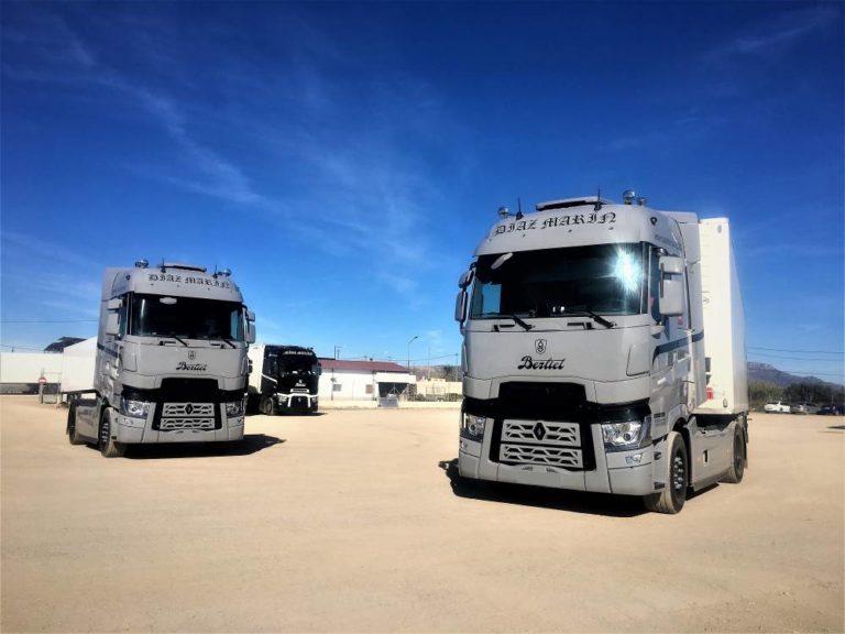 Dimafrío Renault Trucks