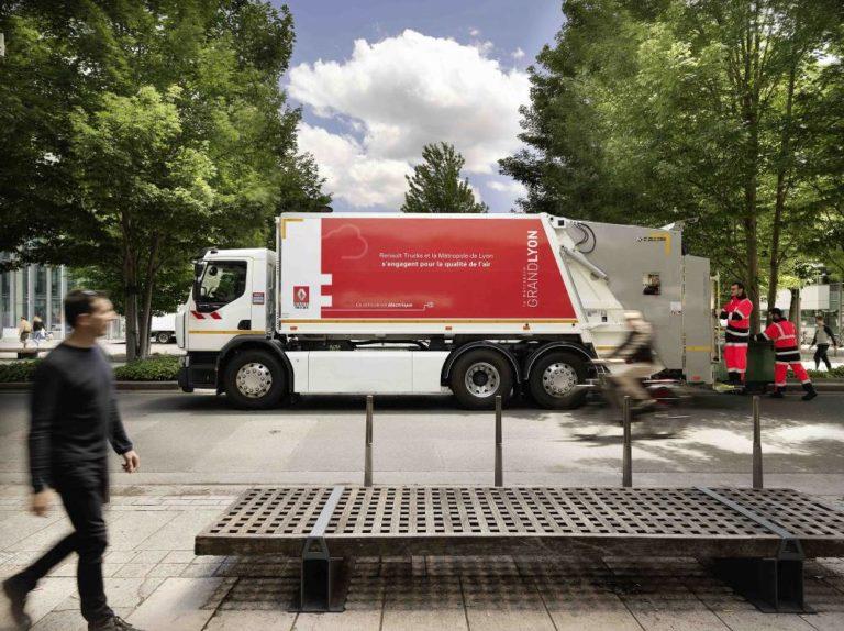 Renault Trucks D Wide ZE Lyon