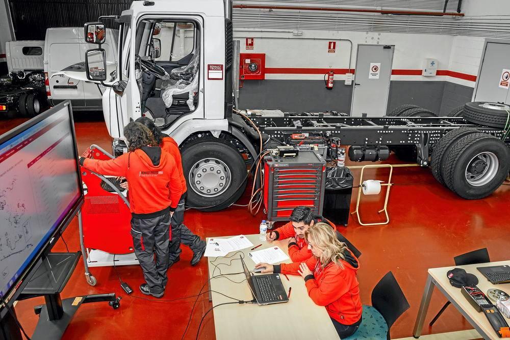 RTEC Renault Trucks