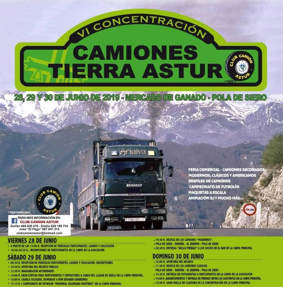 Camiones Tierra Astur