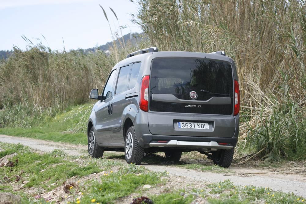Fiat Doblò Panorama Trekking