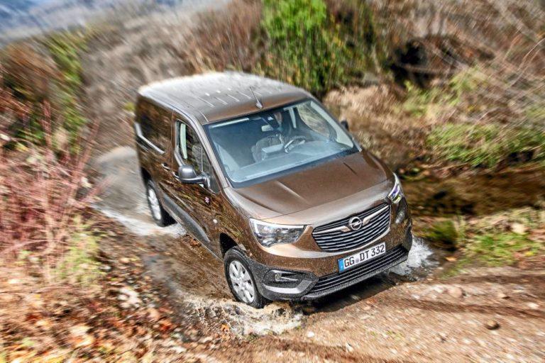 Opel Combo y Movano