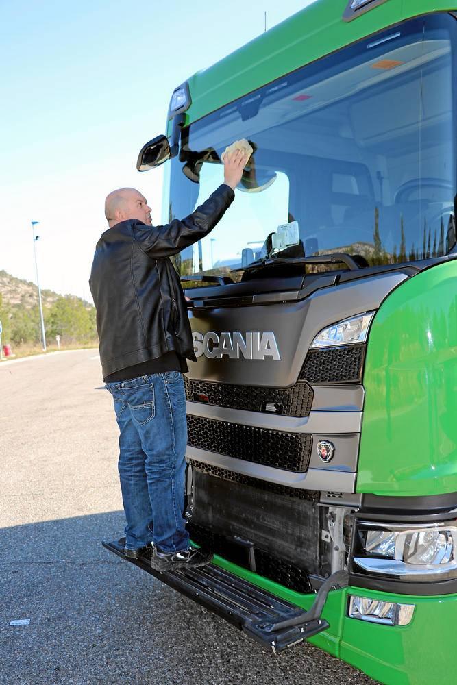 Scania G410 GNL, más rentabilidad para la larga distancia