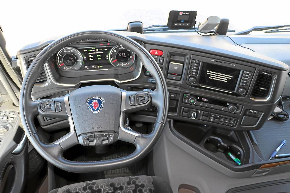 Scania G410 GNL