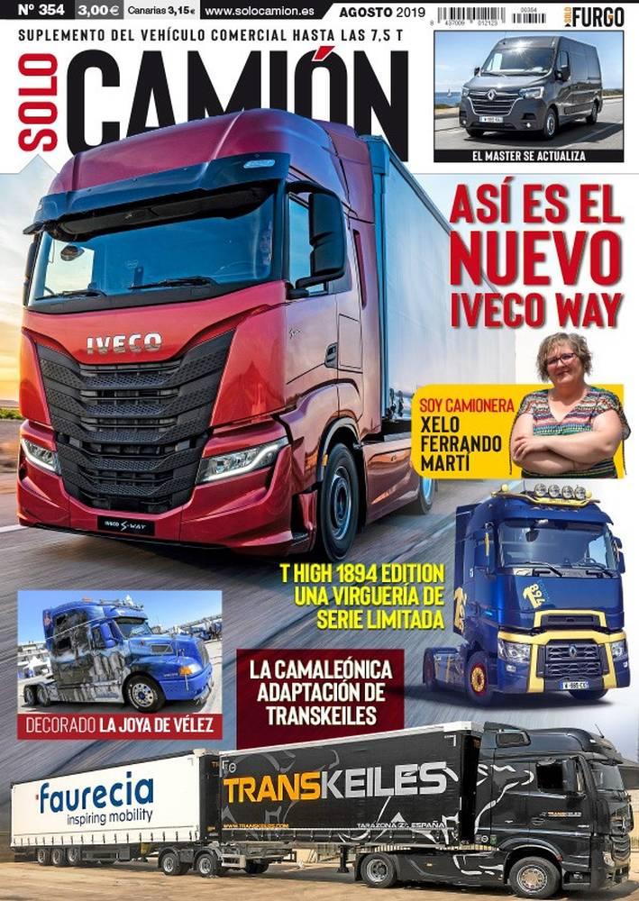 Solo Camión 354 Agosto 2019