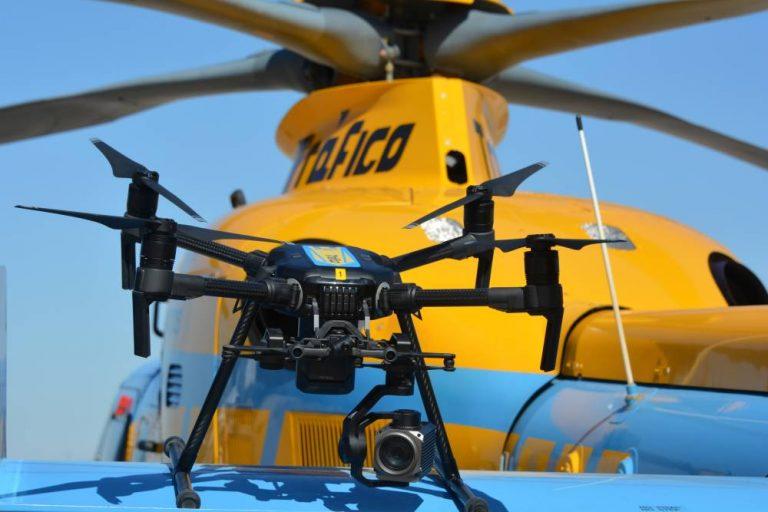 Operación especial drones