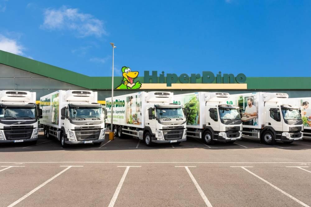Volvo Trucks Dinosol