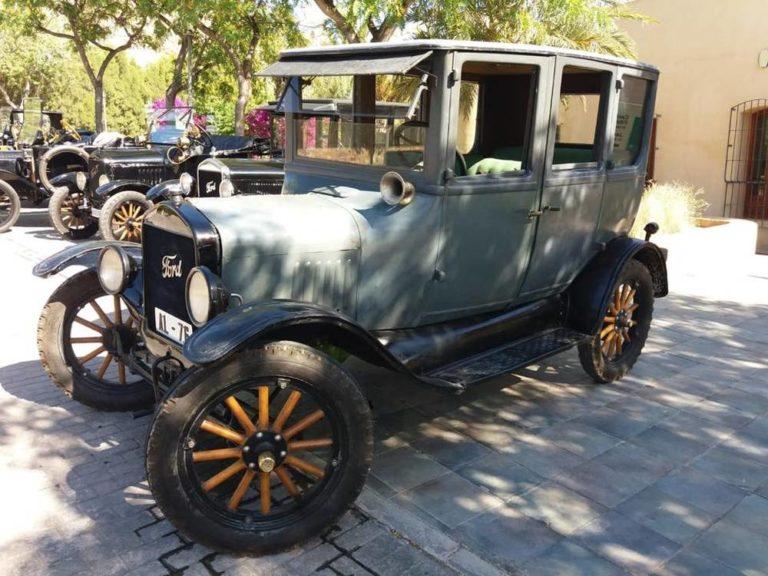 Ford T Ruta Almería