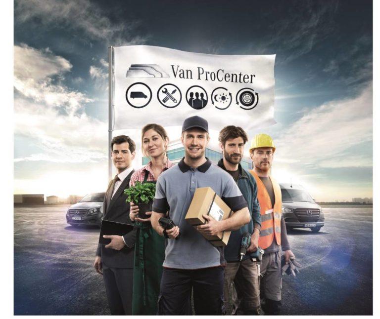 Seis años de Mercedes-Benz Van ProCenter en Europa