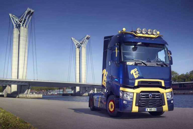 Renault Trucks T High 1894 Edition, una pieza de serie limitada