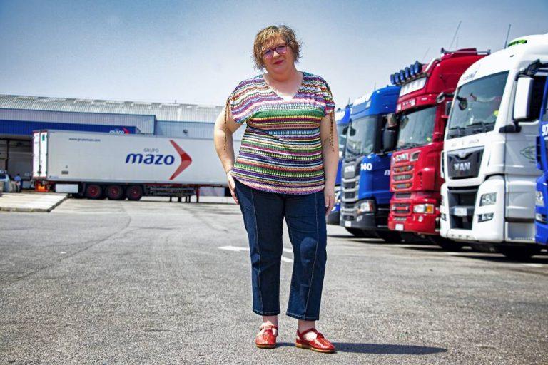 Soy camionera: Xelo Ferrando Martí, toda una Superwoman