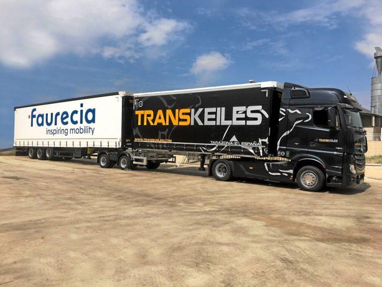 Transkeiles, transporte carga general, el poder de adaptación
