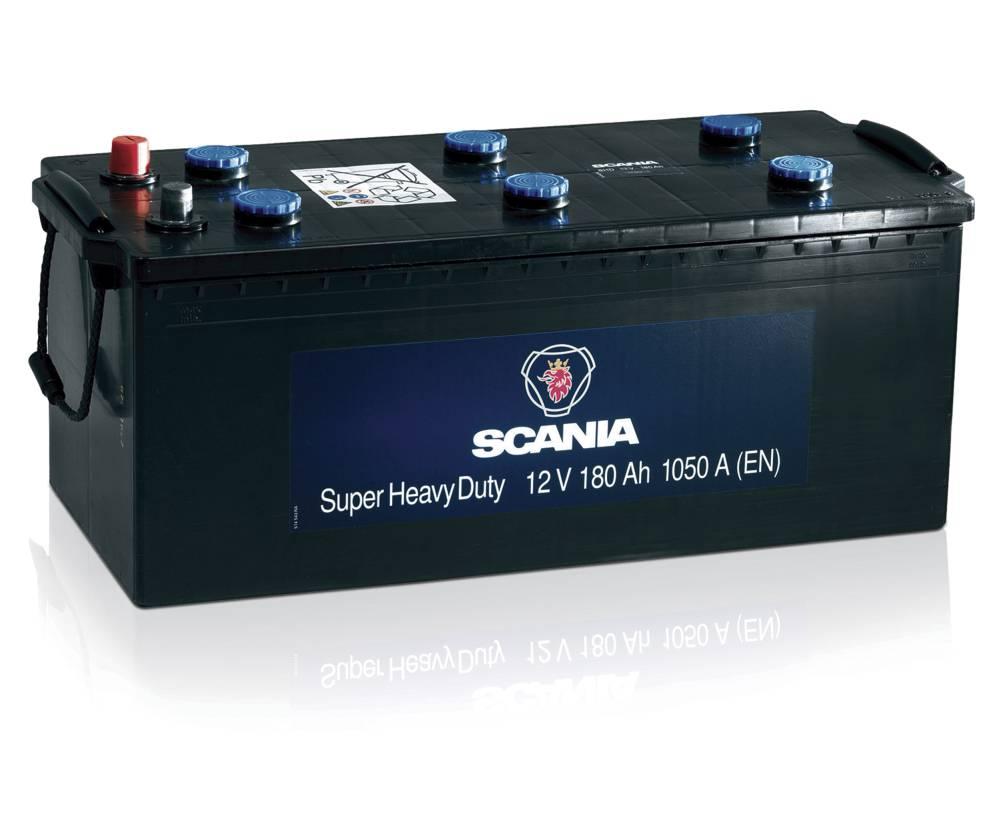 Scania baterías
