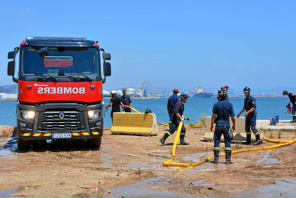 Renault Trucks bomberos