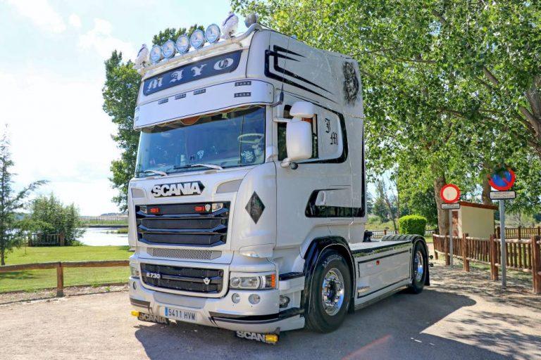 Scania R730 J.P. Mayo