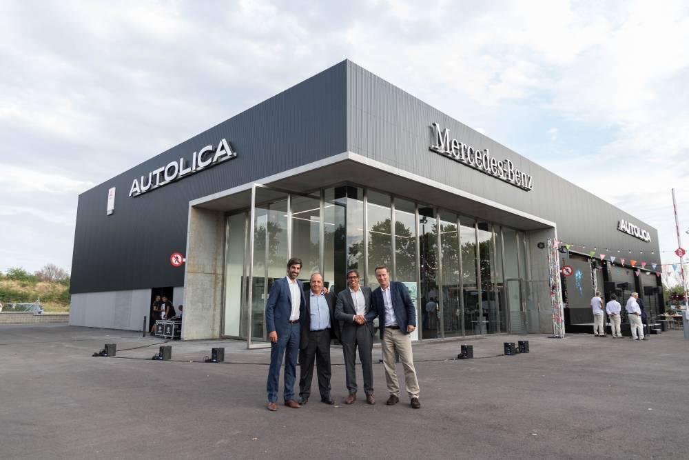 Autolica Industriales Terrassa Mercedes-Benz
