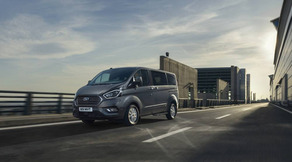 Ford Transit Tourneo Custom Plug-In Hybrid