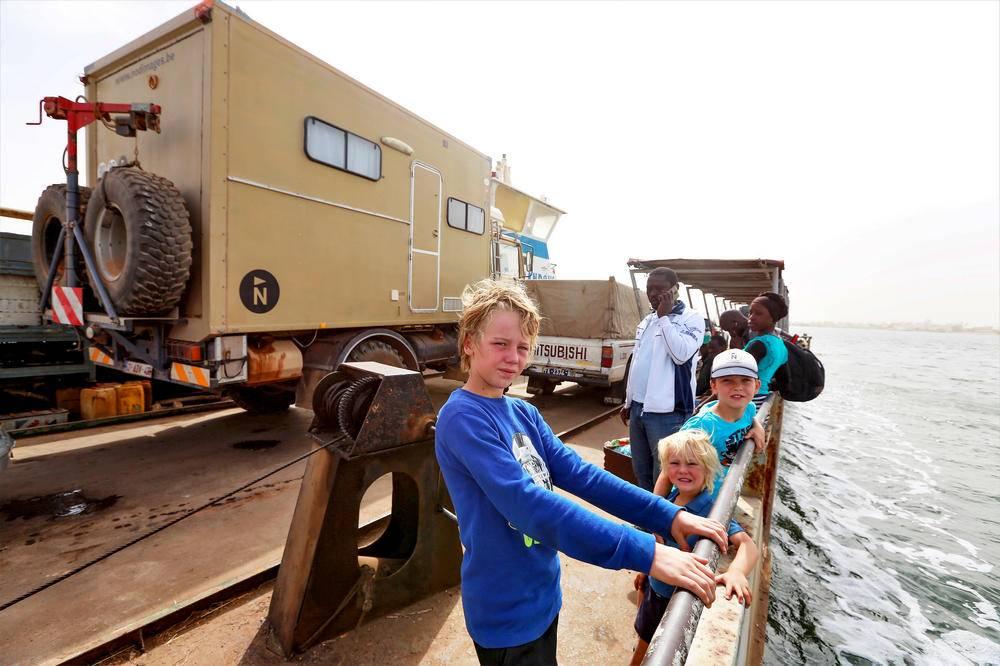 Renault Saviem África