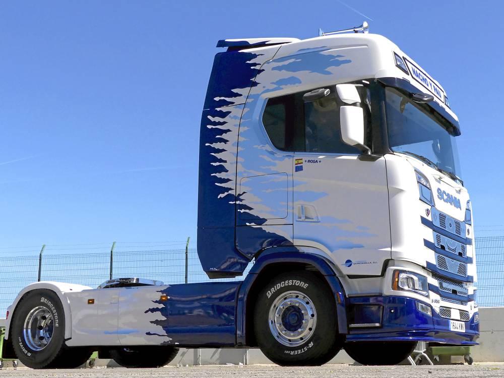 Scania S650 Quintanilla