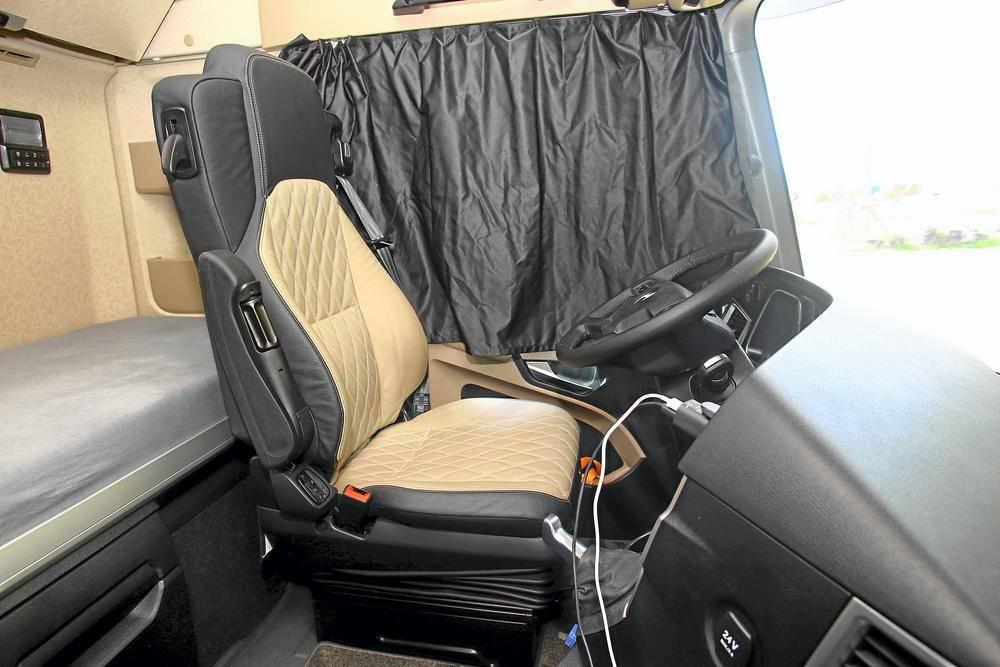 Camparativa Mercedes-Benz Actros