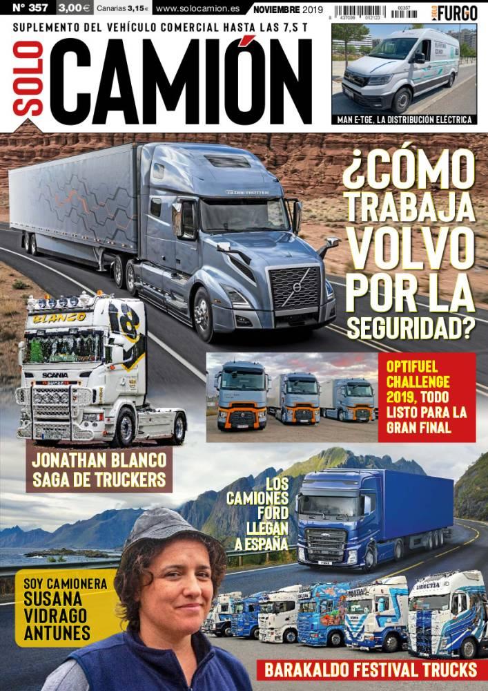 Solo Camión 357 Noviembre 2019