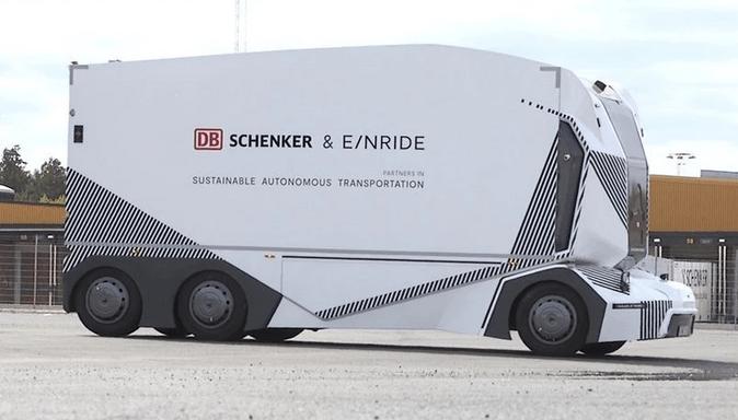 DB Schenker T-Pod