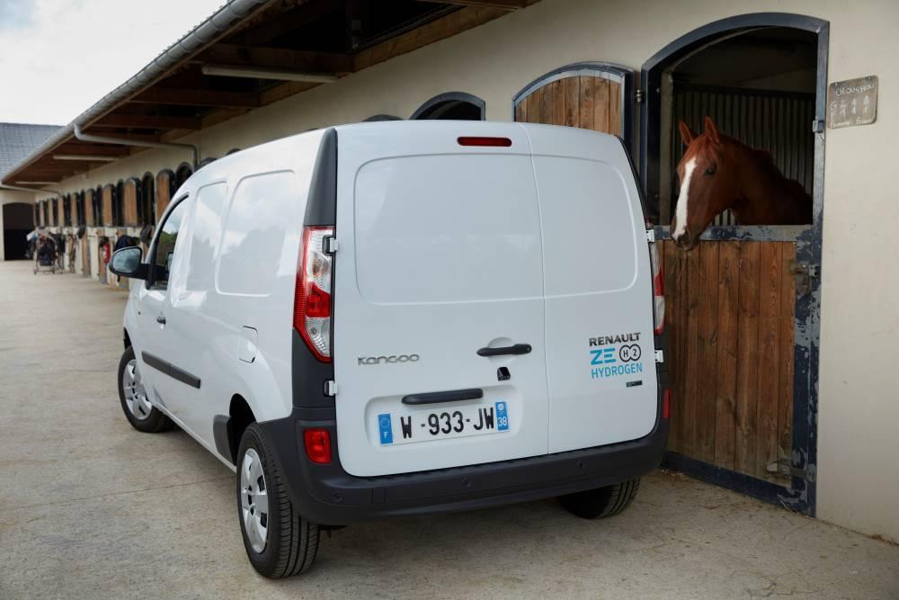 Vehículos Comerciales Renault Hydrogen