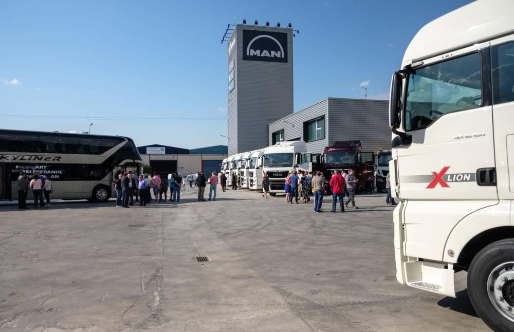 Eurocam MAN Truck & Bus Logroño