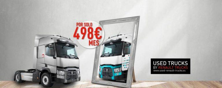 Personaliza-t de Renault Trucks