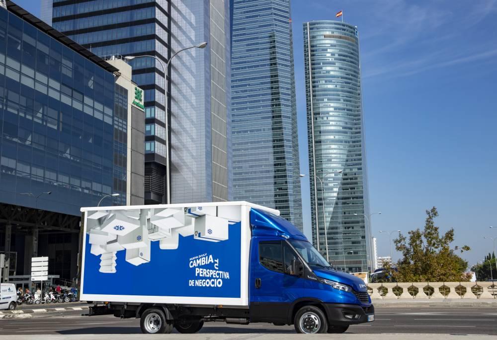 Caravana Iveco Daily