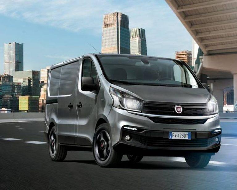 Fiat Talento MY 2020