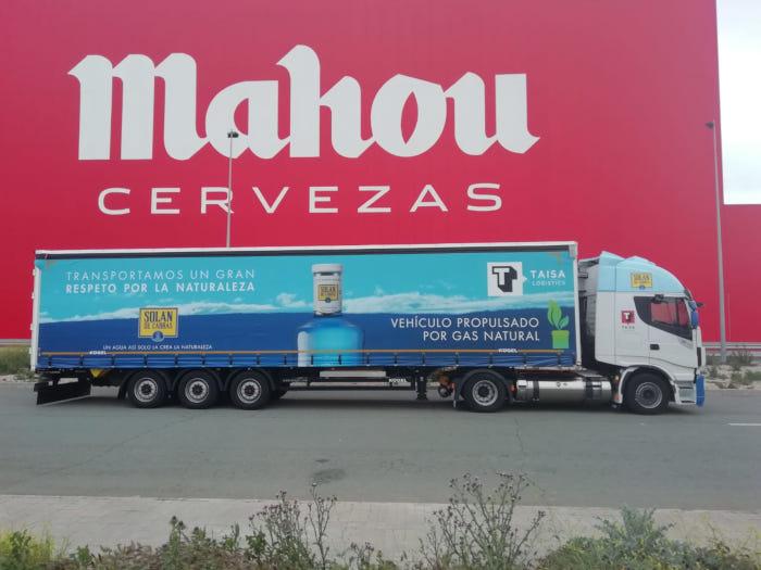 Mahou San Miguel reconocida por su gestión en la logística y la distribución