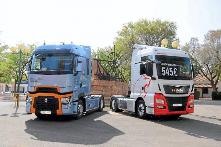 La Feria de Vehículos Industriales pone Manzanares en el punto de mira