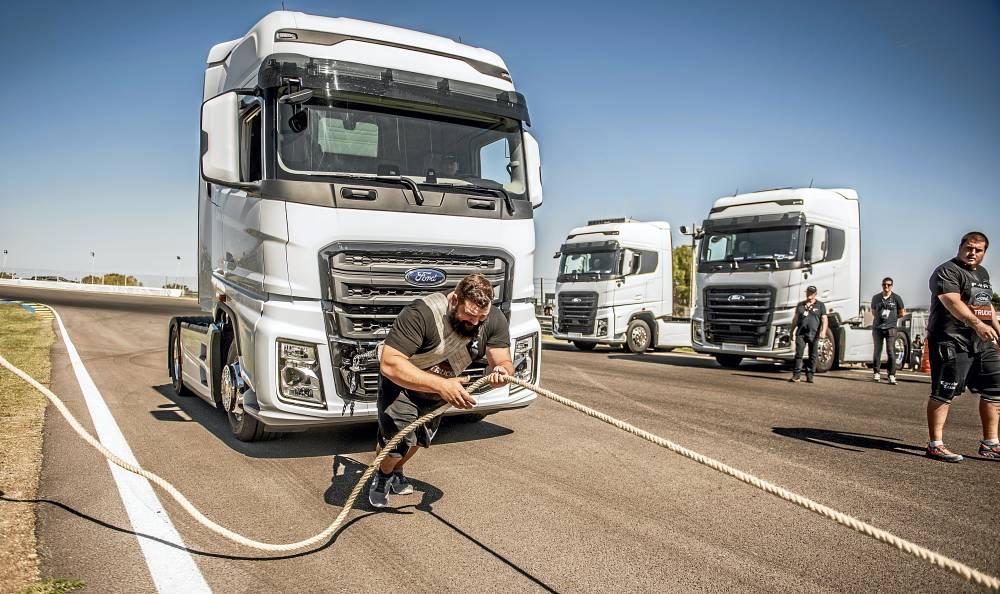 Ford Trucks, F-Trucks Automotive Hispania