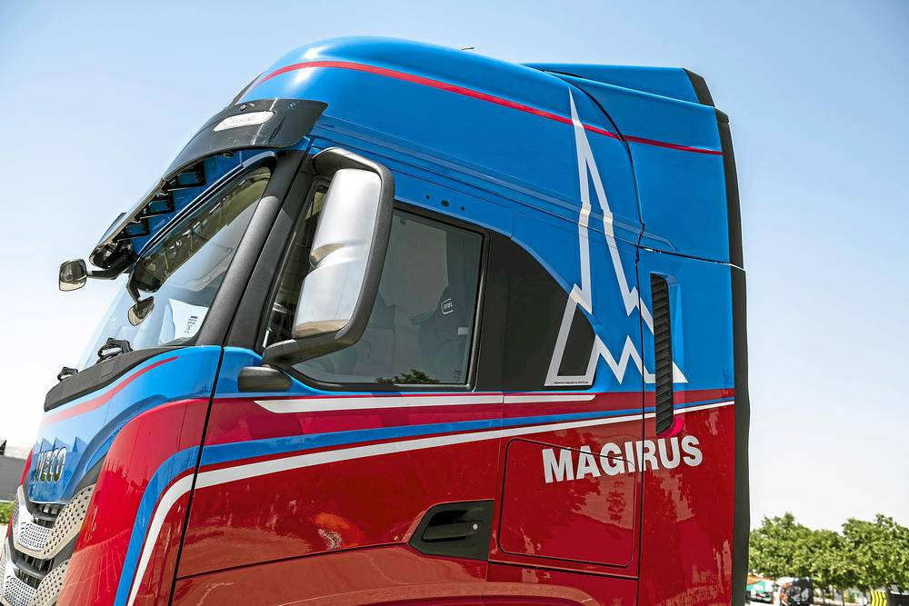 Iveco S-Way Magirus