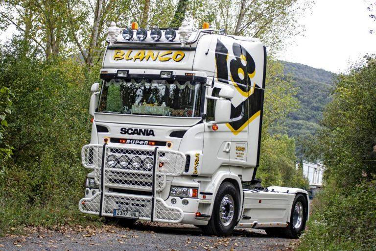 Scania Jonathan Blanco