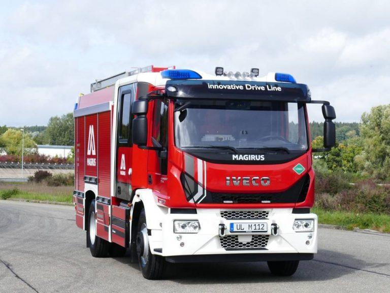 FPT Industrial Magirus N60 NG