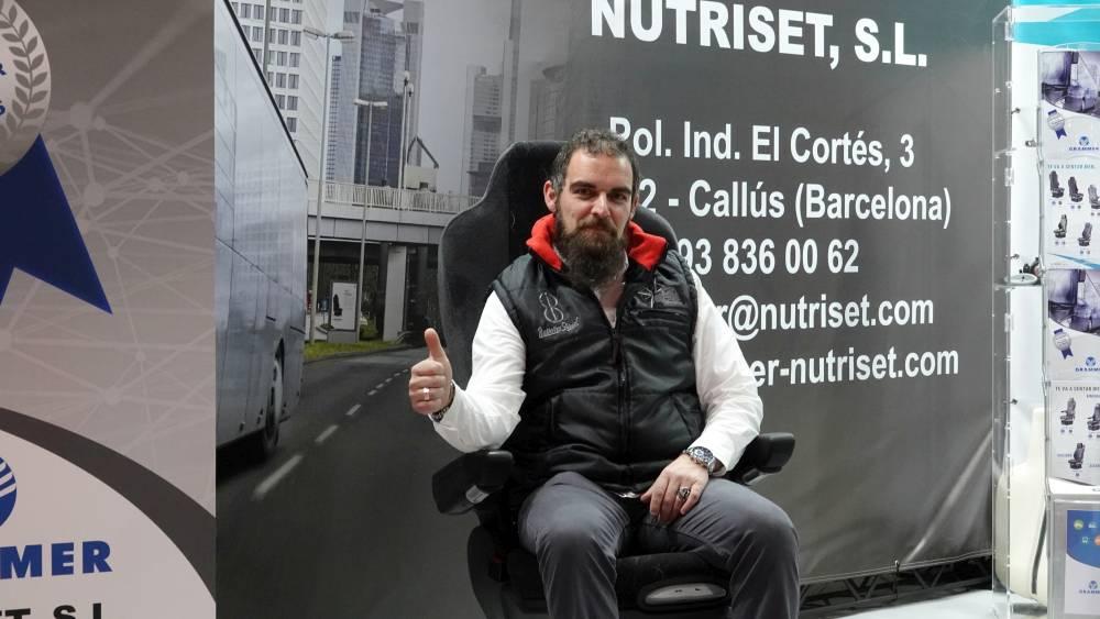 Celestino Mato Grammer Nutriset