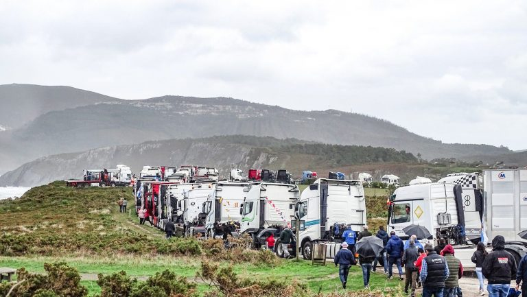 Concentración de Camiones de Ortigueira 2019